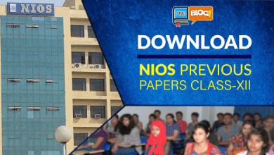 Photo of NIOS Previous Papers for Class 12th