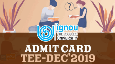 Search Results Web results Hall Ticket for December 2019 Term End Examination