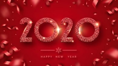 Photo of New year wishes with greeting cards images