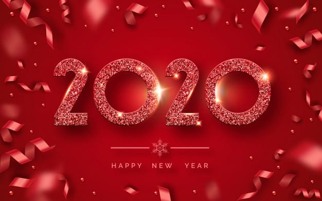 New year wishes with greeting cards images - FYB Blog
