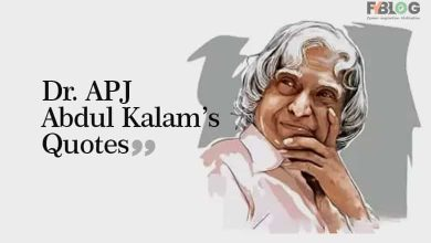 Photo of Dr. APJ Abdul Kalam's Quotes for Wellbeing and Success