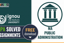 Ignou-MPA-Solved-assignments-free