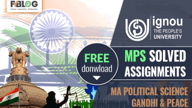 Photo of Ignou MPS Solved Assignment- Download Free