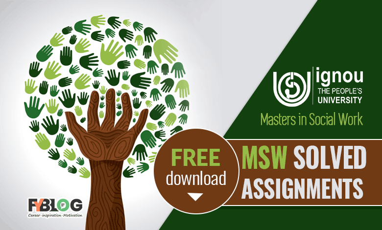 MSW-Solved-Assignments-free-download