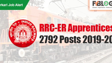 Photo of Railway Recruitment 2020, Apprentices Jobs for 2792 Posts: Sarkari Job News