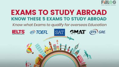 Photo of Exams to Study Abroad- Know these 5 Exams to Study Abroad
