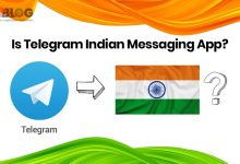 Is telegram Indian app? was it made in India?