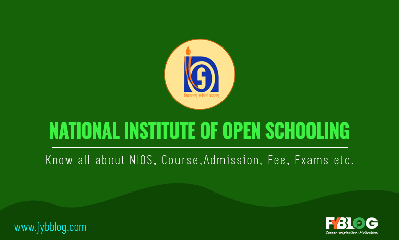 About NIOS- National Institute of Open Schooling